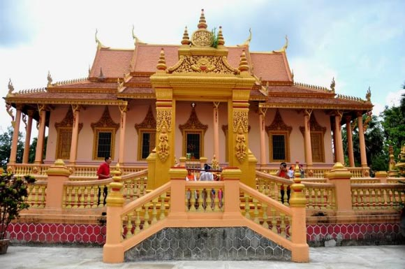 """Kết quả hình ảnh cho Phòng Trưng Bày Văn Hóa Khmer sóc trăng"""""""