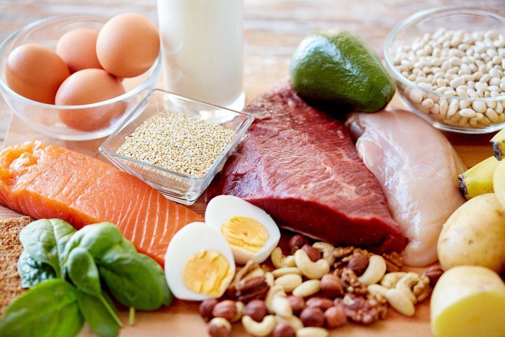 Thực phẩm giàu BCAA