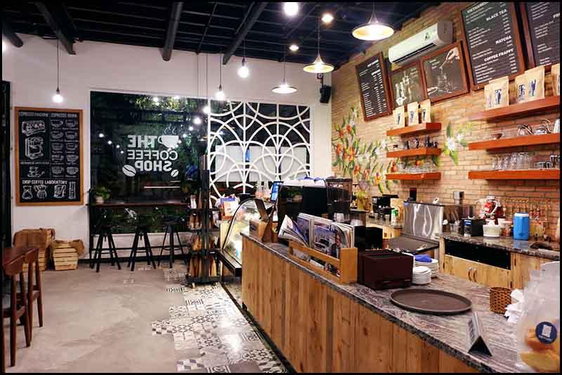 The S Cafe – Quán cafe đẹp ở Thủ Đức