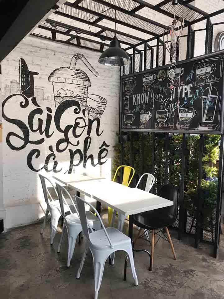 Kopo's Desk Coffee WorkShop - quán cafe đẹp ở quận 4