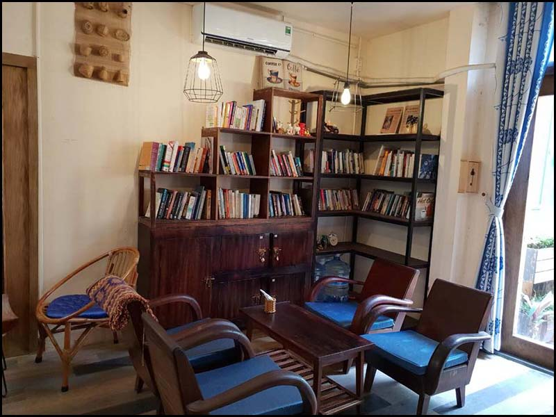 Haven Book Cafe