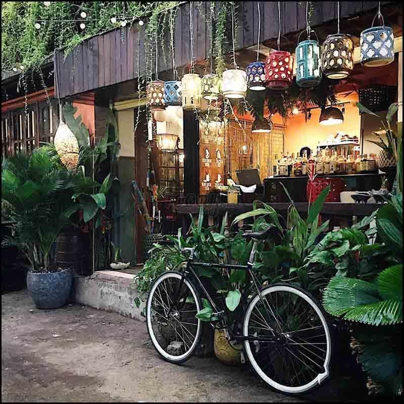 Saigon Metropole cafe