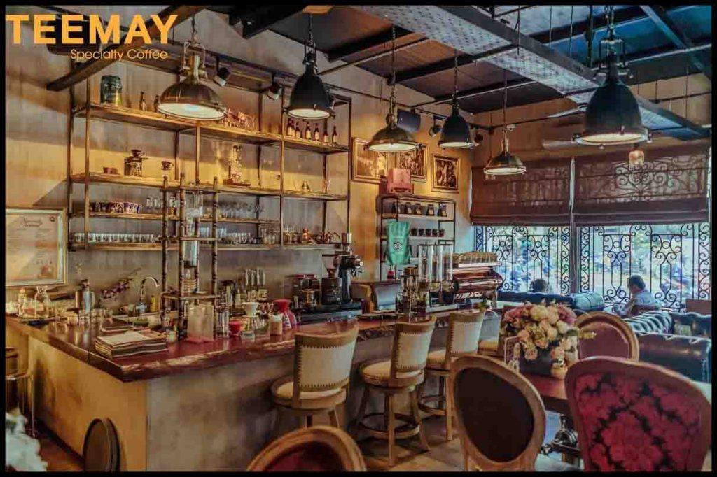TeeMay Specialty Coffee - Quán Cà phê đẹp ở Tân Bình