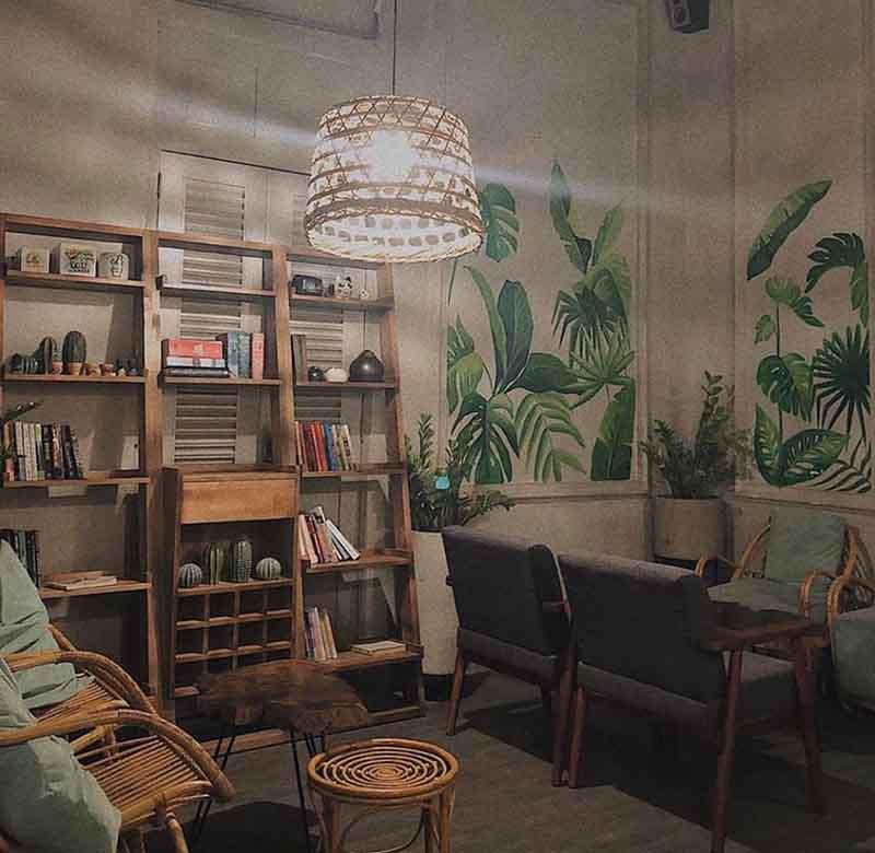 Joy Garden CAFÉ - Quán cafe đẹp ở quận 3
