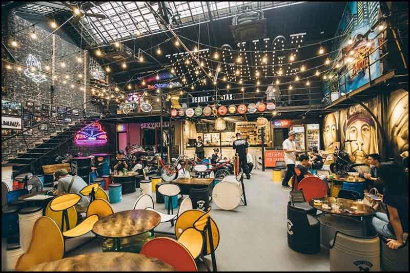 VietGangz Brotherhood - Quán cafe đẹp ở quận 3