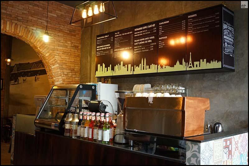 """Kaffeine Coffee – Quán cafe đẹp ở thủ Đức """"gây nghiện"""""""
