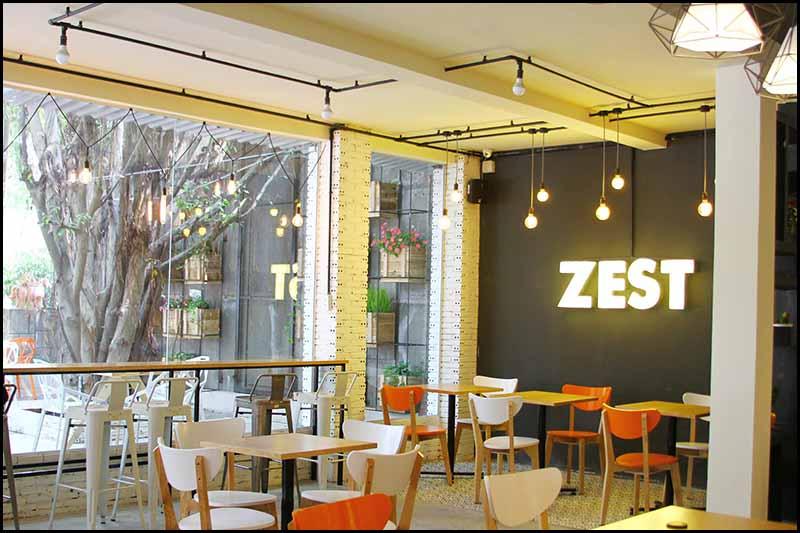 Zest Cafe Acoustic