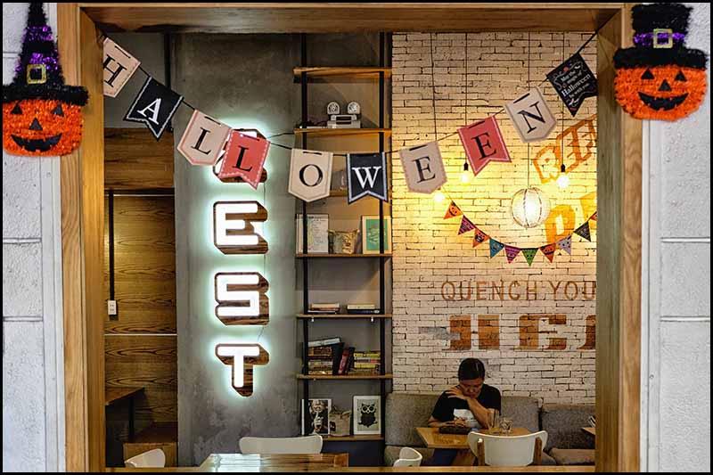 Zest Cafe Acoustic – Quán cafe đẹp