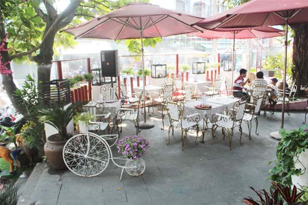 Newlink Coffee- quán cafe đẹp ở quận 6