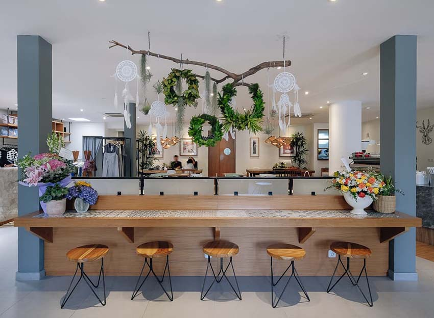 Gentle Cafe - quán cafe đẹp ở quận 6