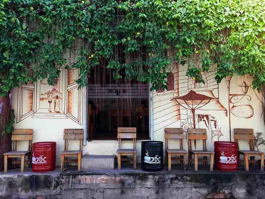 Dốc Coffee - quán cafe đẹp ở quận 9
