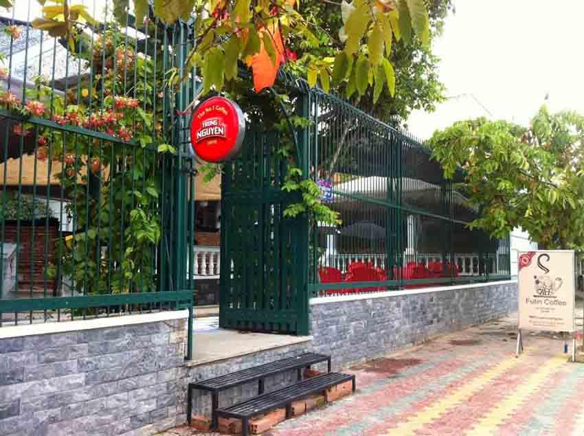 FUTIN COFFEE - quán cafe đẹp ở quận 8