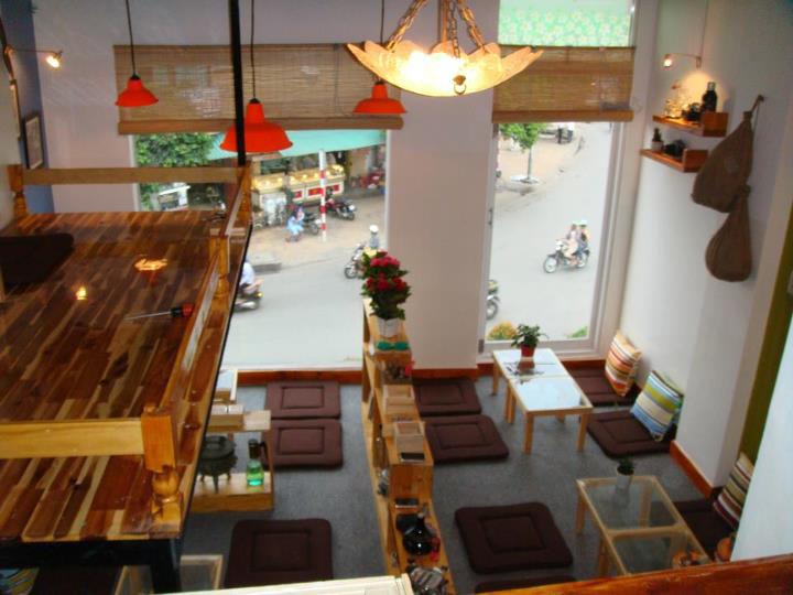 Leo Cafe - quán cafe đẹp ở quận 11