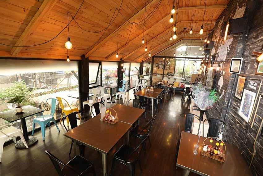 Boong Cafe - quán cafe đẹp ở quận 10