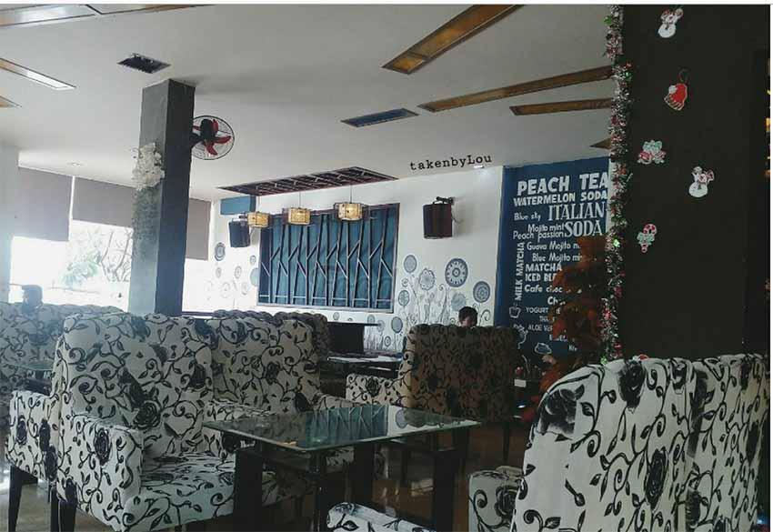 Cali Love Coffee - quán cafe đẹp ở quận 12