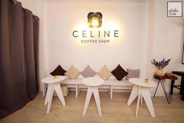 Céline Coffee shop - quán cafe đẹp ở quận 5