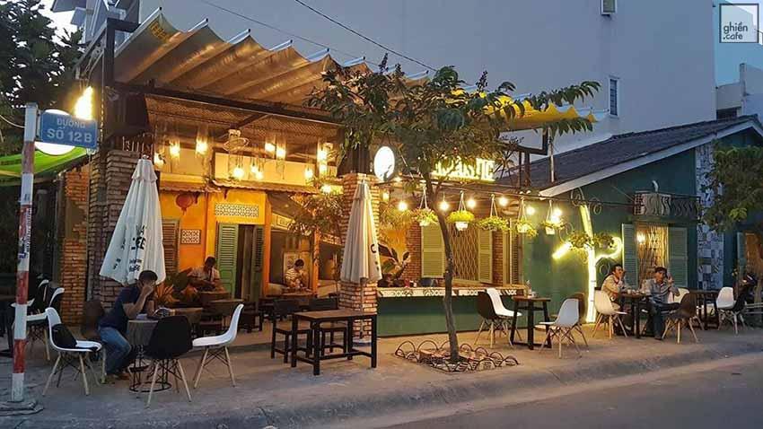 Quán cafe đẹp ở quận 7 Dream Art Coffee