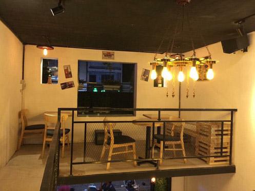 Không gian ấm cúng - quán cafe đẹp ở quận 5