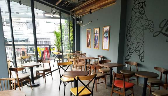 Le Bafe Café - quán cafe đẹp ở quận 8
