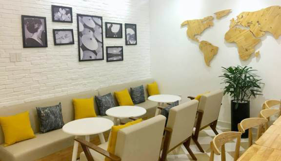 Sado Chado - quán cafe đẹp ở quận 12