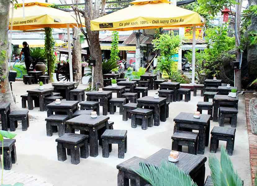 FC Good Coffee - quán cafe đẹp ở quận 10
