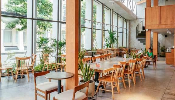 The Coffee House- quán cafe đẹp ở quận 9