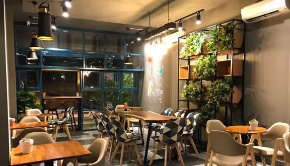 T'aroma Premium Coffee & Milk Tea - quán cafe đẹp ở quận 9