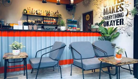 Ghiền Cafe - quán cafe đẹp ở quận 9