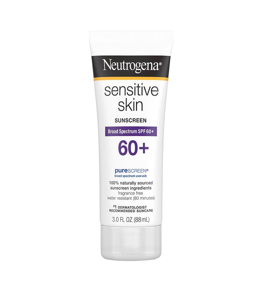 Kem chống nắng dành cho nam Neutrogena Sensitive Skin SPF 60