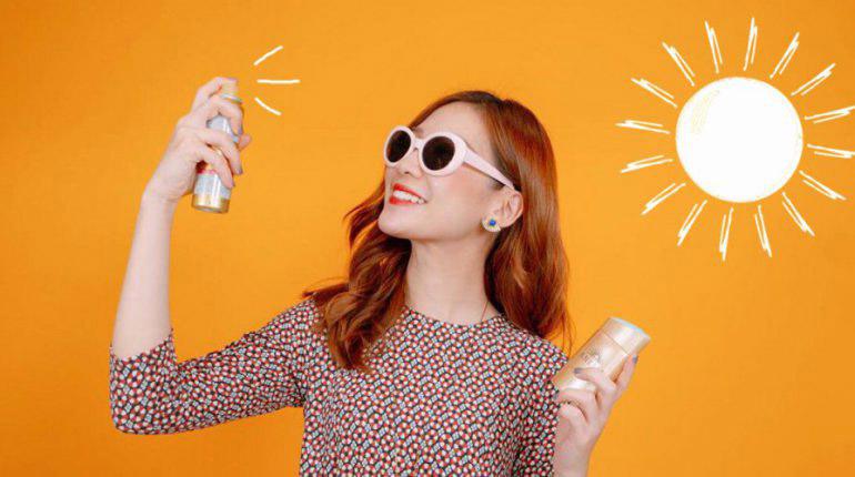 Da nào không nên sử dụng kem chống nắng?