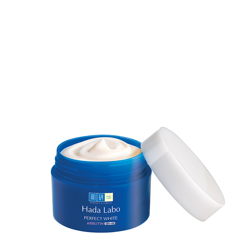 Kem dưỡng trắng Hada Labo Perfect White Arbutin Cream