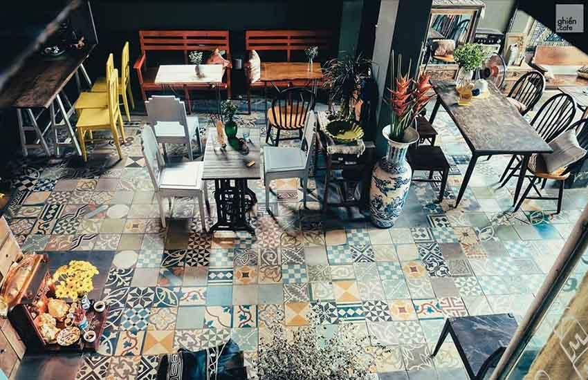 Quán cafe đẹp ở quận 7 Little Chair Coffee