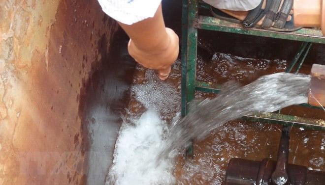 Plasma trong việc xử lý nước thải
