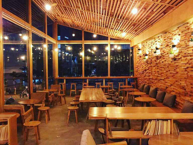 Moda House Coffee - quán cafe đẹp ở quận 12
