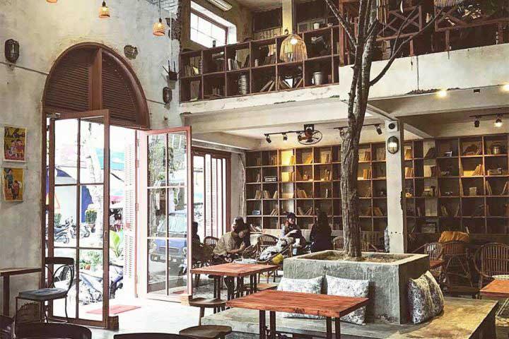 NY Coffee - quán cafe đẹp ở quận 9
