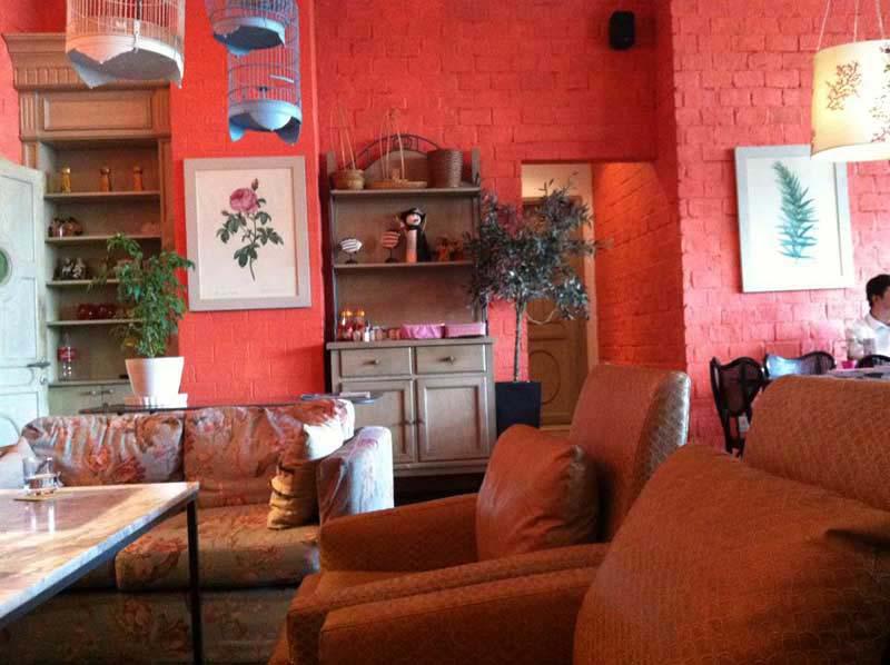 Quán cafe đẹp ở quận 7 Paris Deli Cafe