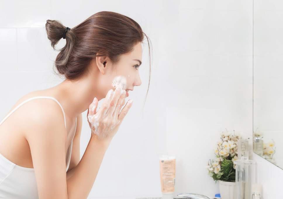 Sữa rửa mặt - Các bước skincare