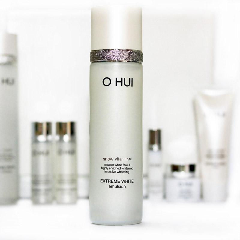 Ohui Extreme White Emulsion Snow vitamin - Emulsion là gì?